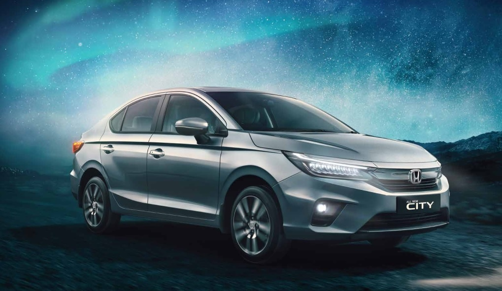 Honda City 2020 ra mat tai An Do,  nhieu trang bi hon tai Thai Lan anh 1