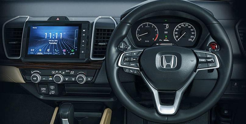 Honda City 2020 ra mat tai An Do,  nhieu trang bi hon tai Thai Lan anh 5