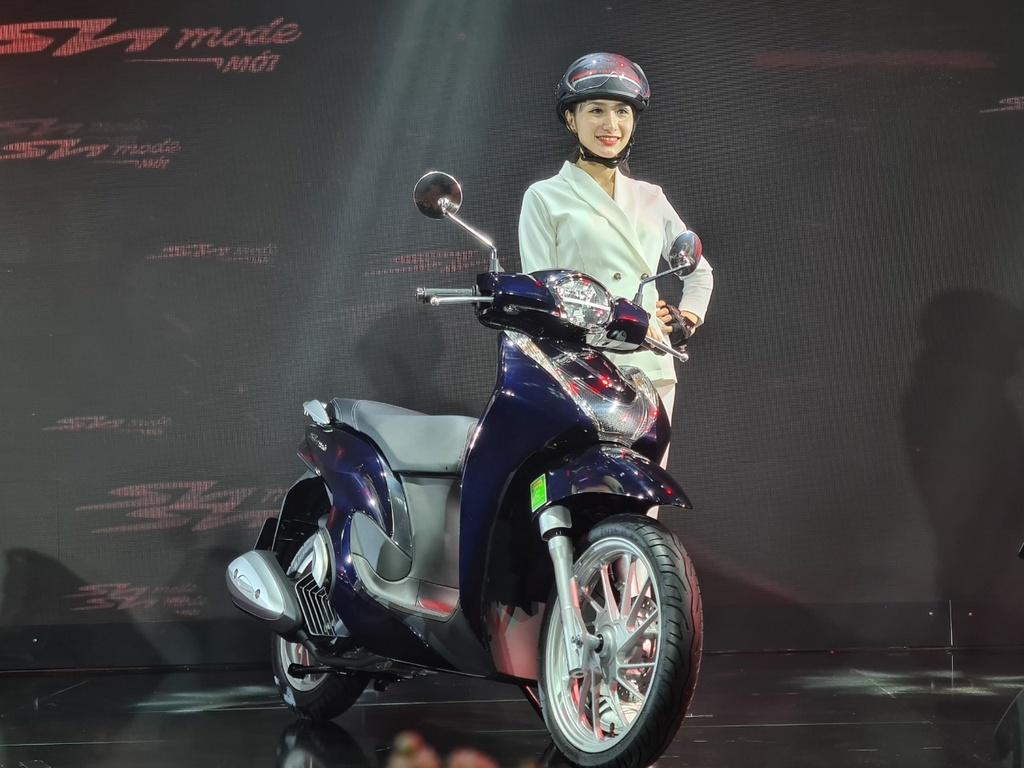 So sanh Honda SH Mode va Yamaha Grande anh 15
