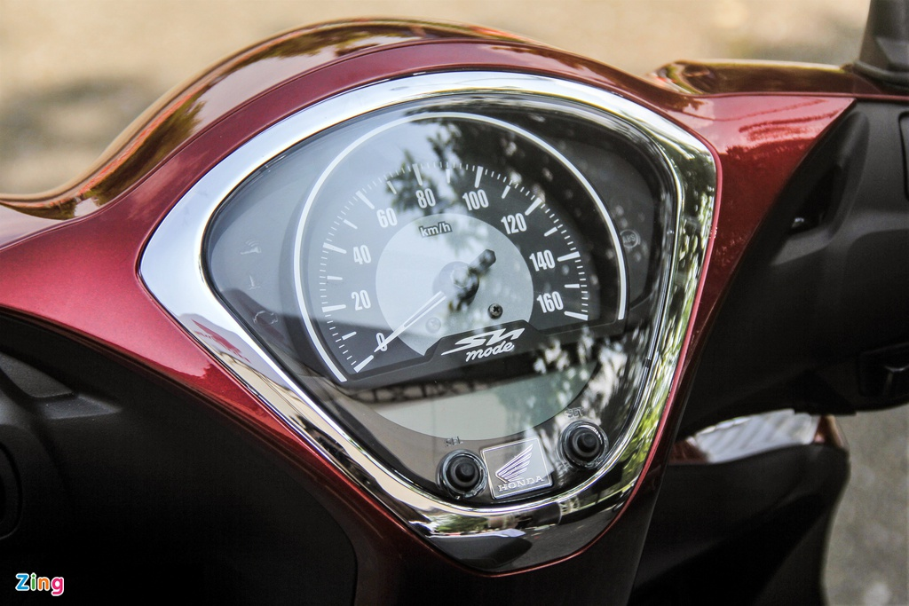 So sanh Honda SH Mode va Yamaha Grande anh 9