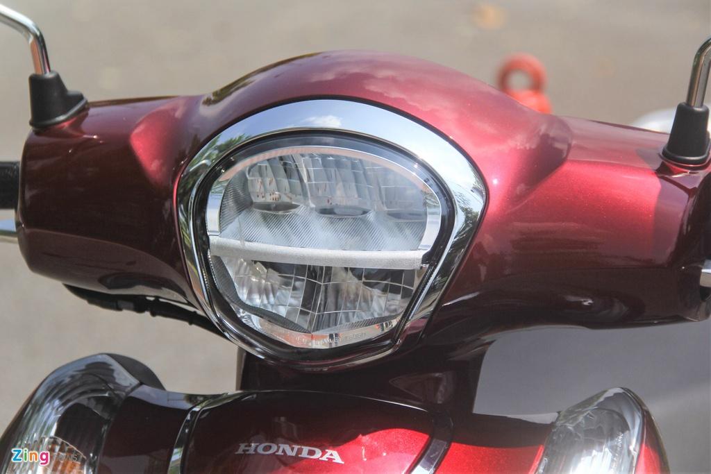So sanh Honda SH Mode va Yamaha Grande anh 5
