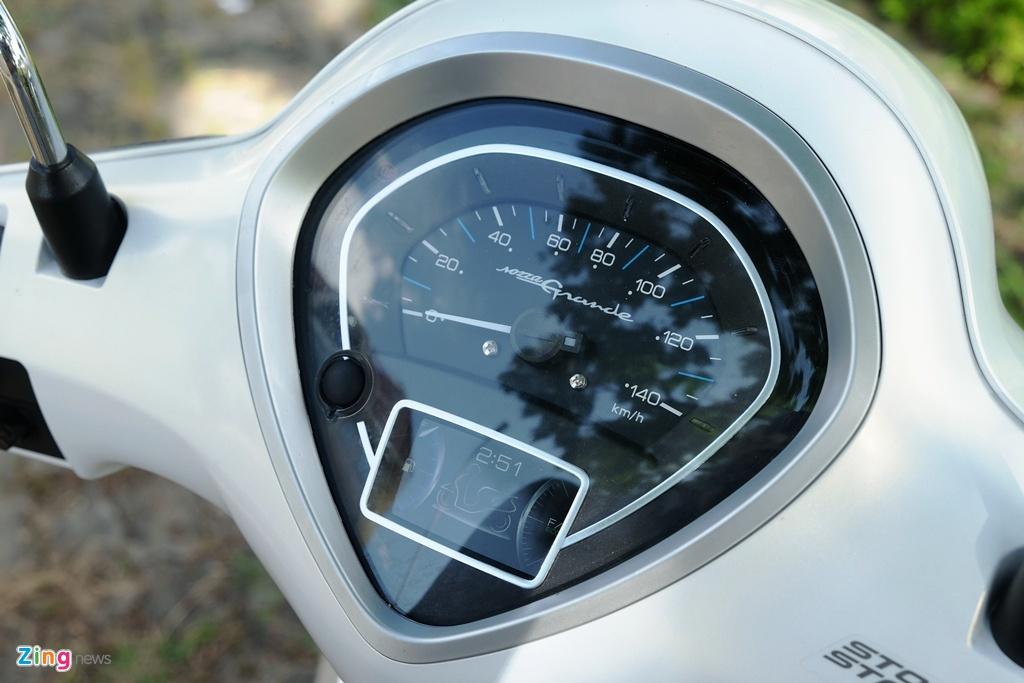 So sanh Honda SH Mode va Yamaha Grande anh 10