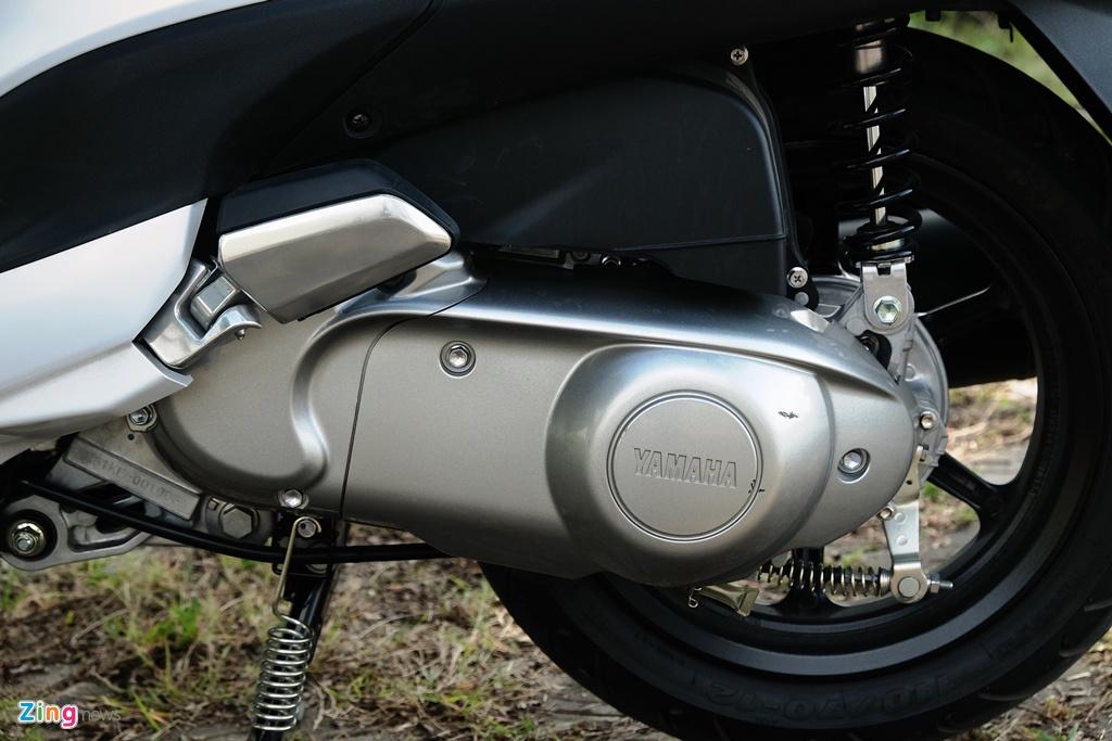 So sanh Honda SH Mode va Yamaha Grande anh 14