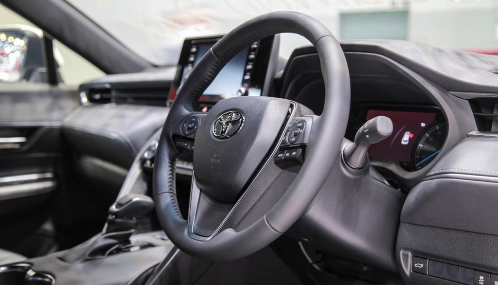 Toyota Harrier 2021 ra mat tai Bangkok Motor Show 2020 anh 7