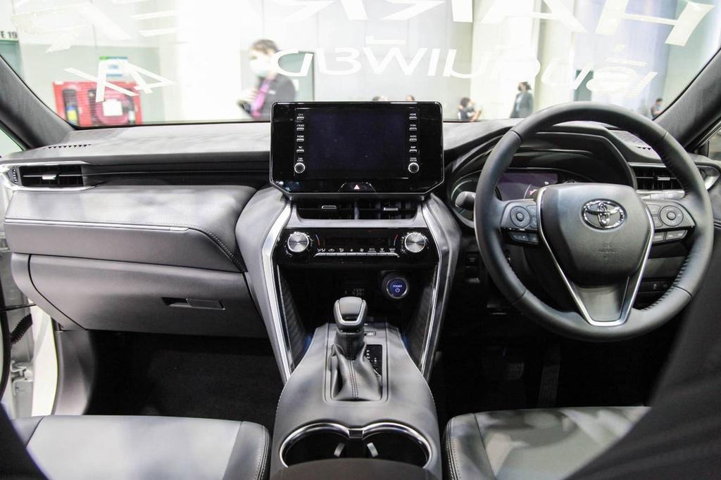 Toyota Harrier 2021 ra mat tai Bangkok Motor Show 2020 anh 5