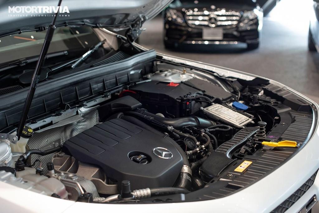 Chi tiet Mercedes-Benz GLB vua ra mat tai Thai Lan anh 15