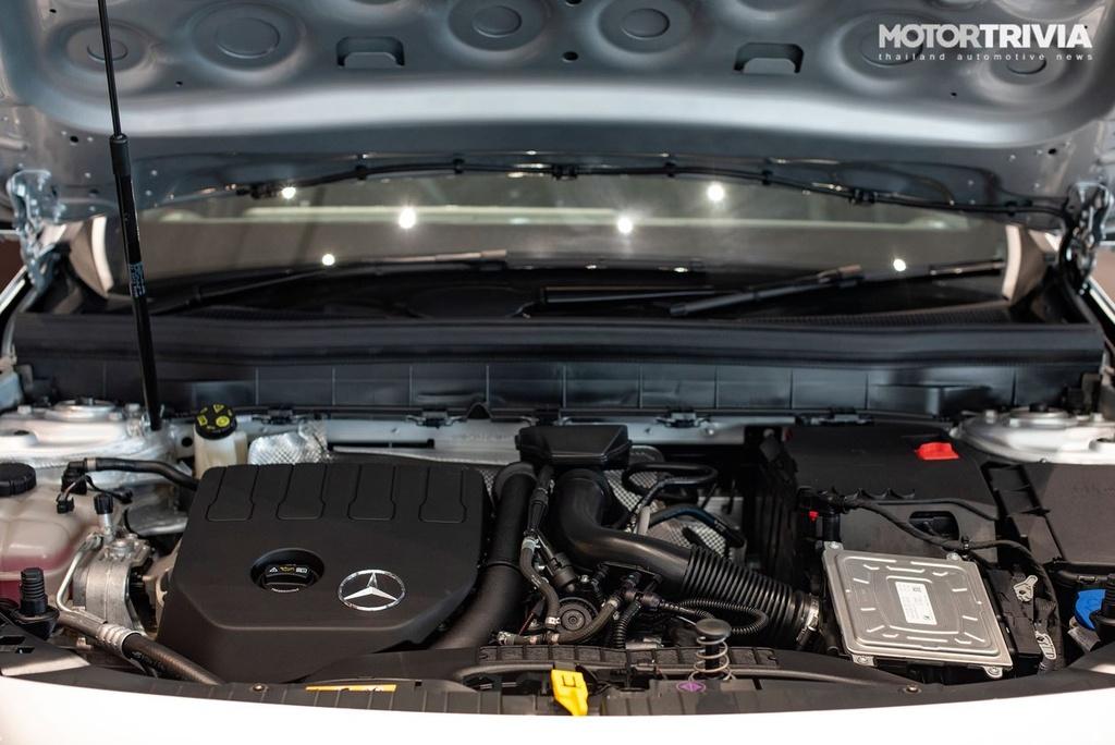 Chi tiet Mercedes-Benz GLB vua ra mat tai Thai Lan anh 14