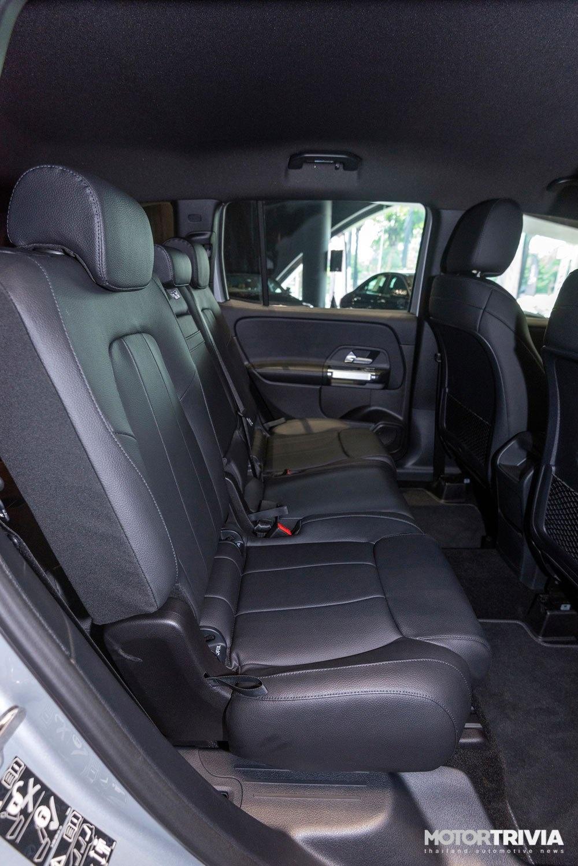 Chi tiet Mercedes-Benz GLB vua ra mat tai Thai Lan anh 11