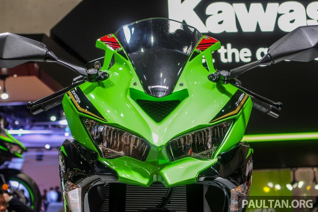 Kawasaki Ninja ZX-25R 2020 ra mat tai Philippines anh 3
