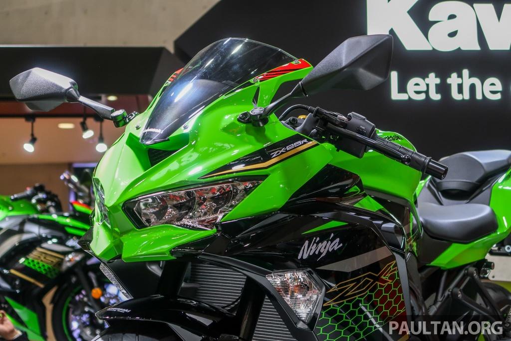 Kawasaki Ninja ZX-25R 2020 ra mat tai Philippines anh 8
