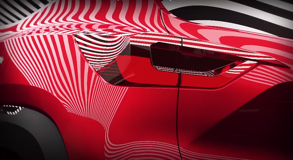 Nissan Magnite Concept lo thiet ke noi that anh 4