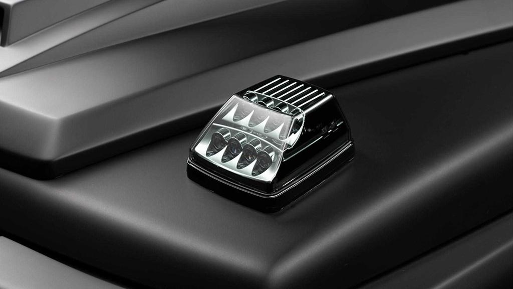 Suzuki Jimny do phong cach G-Class anh 7