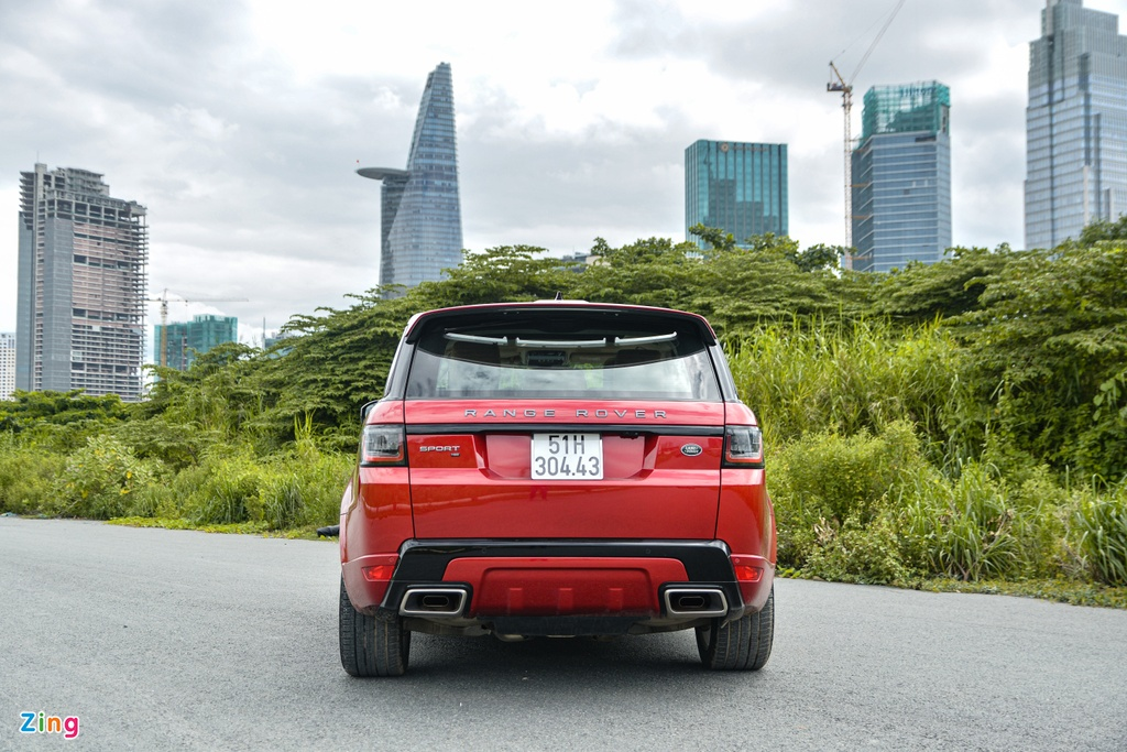 Chi tiet Range Rover Sport HSE Dynamic anh 14