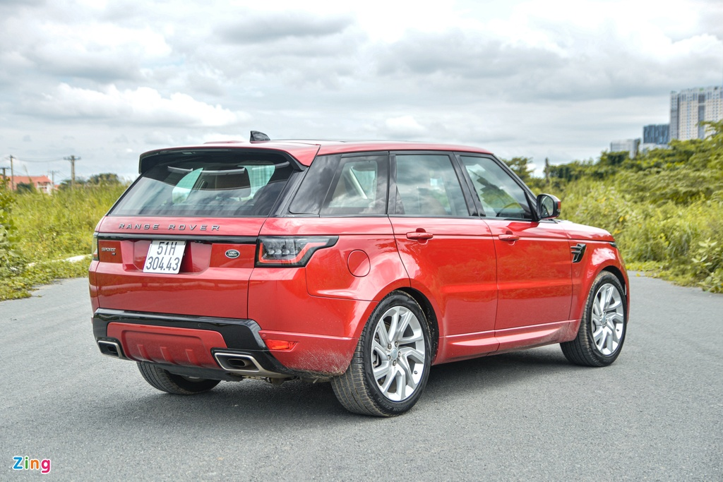 Chi tiet Range Rover Sport HSE Dynamic anh 4