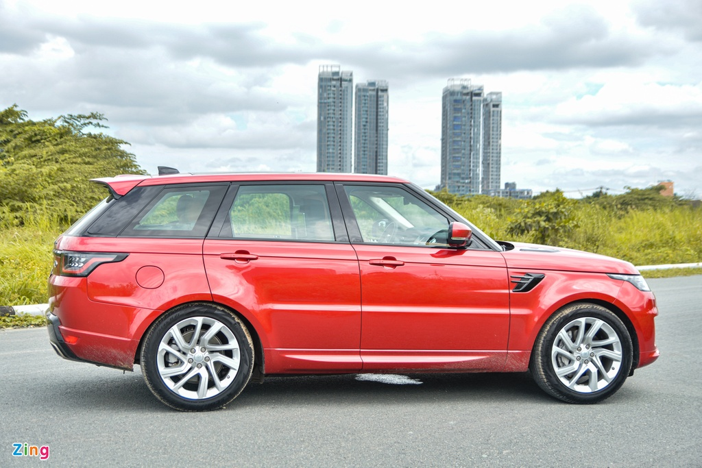 Chi tiet Range Rover Sport HSE Dynamic anh 5