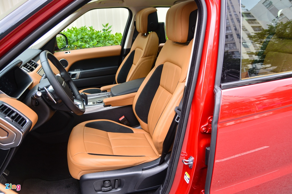 Chi tiet Range Rover Sport HSE Dynamic anh 9