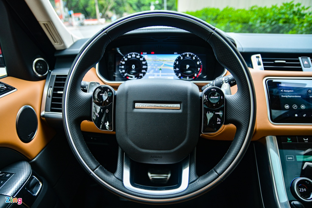 Chi tiet Range Rover Sport HSE Dynamic anh 7