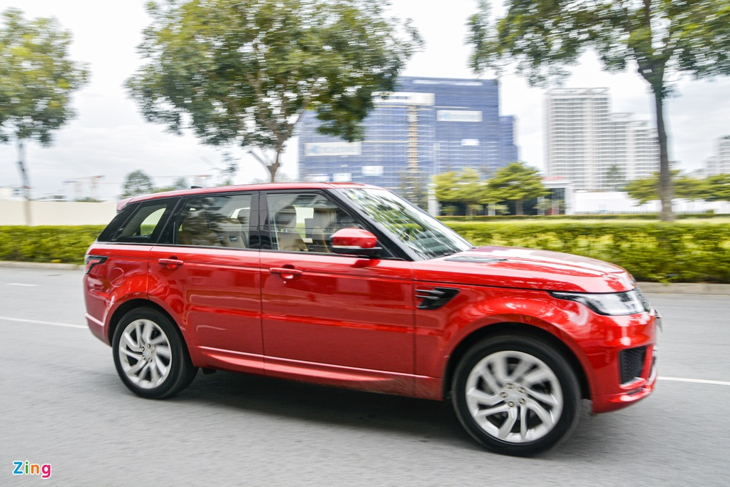 Chi tiet Range Rover Sport HSE Dynamic anh 15