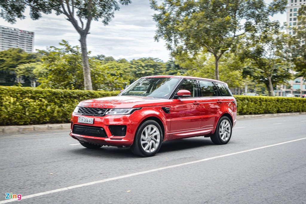 Chi tiet Range Rover Sport HSE Dynamic anh 13