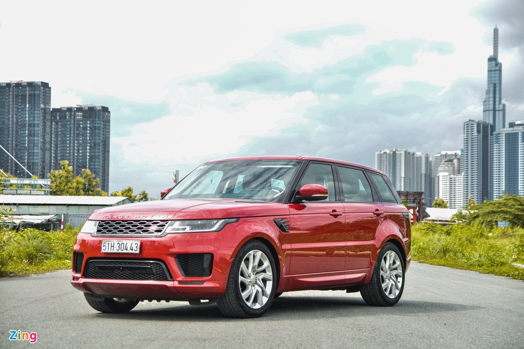 Chi tiet Range Rover Sport HSE Dynamic anh 1