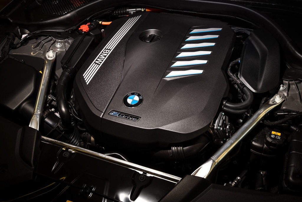 Chi tiet BMW 545e xDrive 2021 anh 9