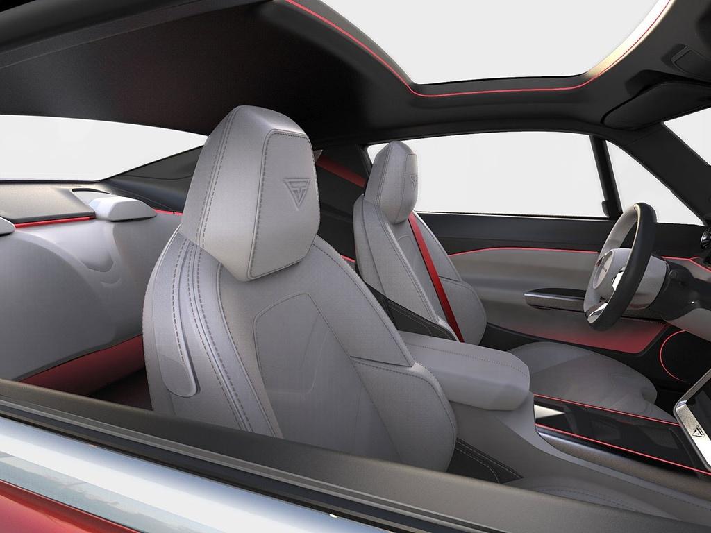 Hang xe Nga che tao xe dien tu Tesla Model S va Ford Mustang anh 9