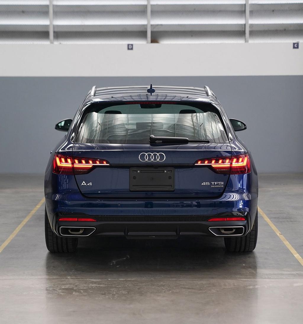 Audi A4 Avant facelift ra mat tai Thai Lan anh 3