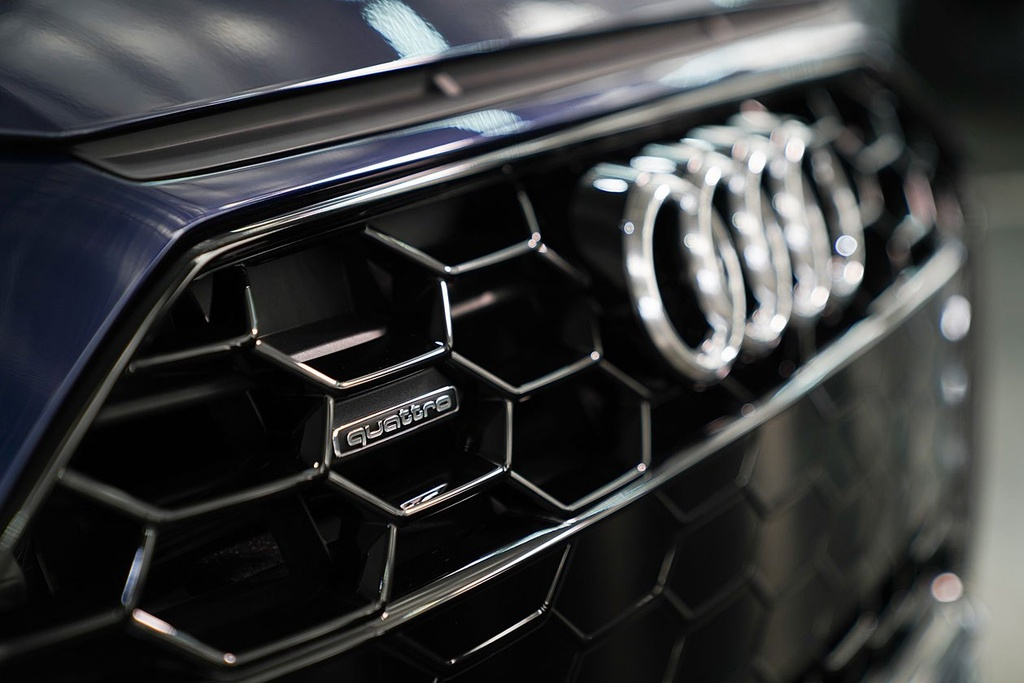 Audi A4 Avant facelift ra mat tai Thai Lan anh 4