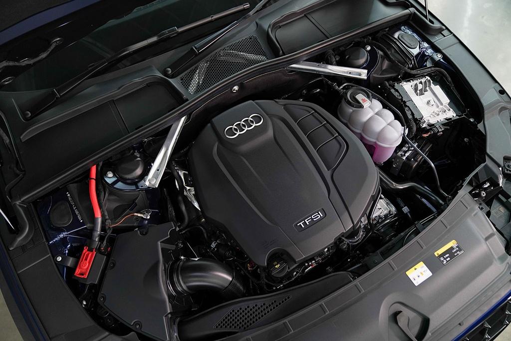 Audi A4 Avant facelift ra mat tai Thai Lan anh 9