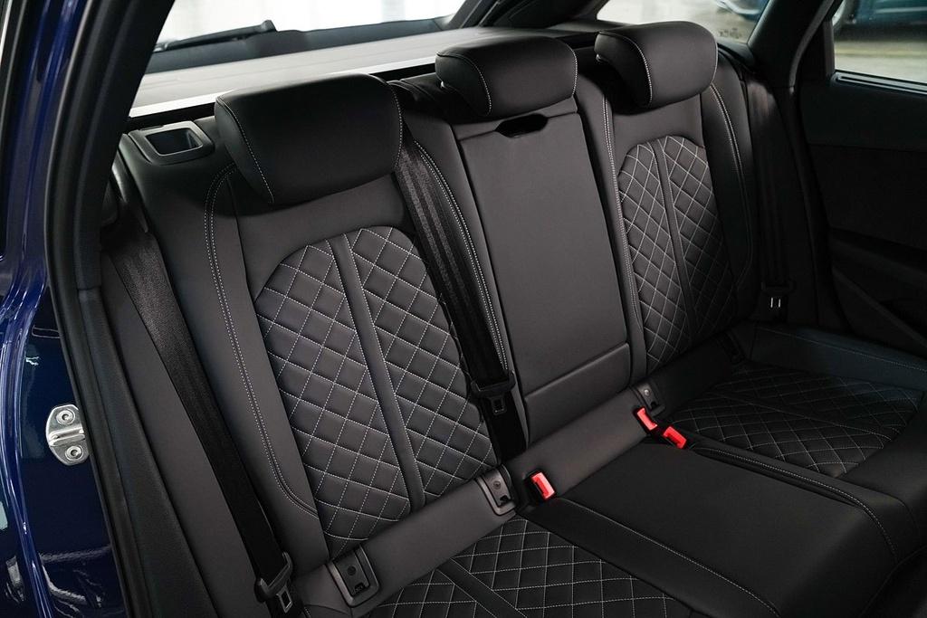Audi A4 Avant facelift ra mat tai Thai Lan anh 11