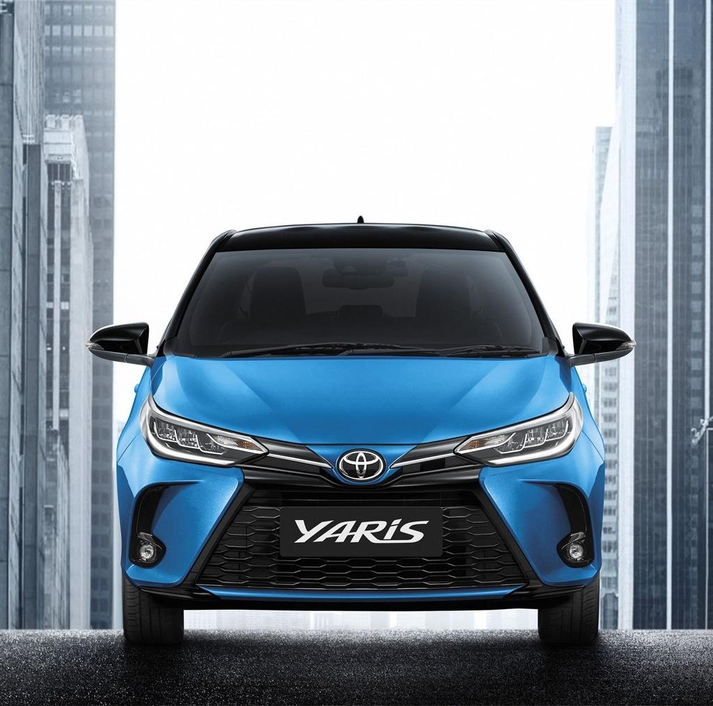 Toyota Yaris va Yaris Activ duoc nang cap tai Thai Lan anh 12