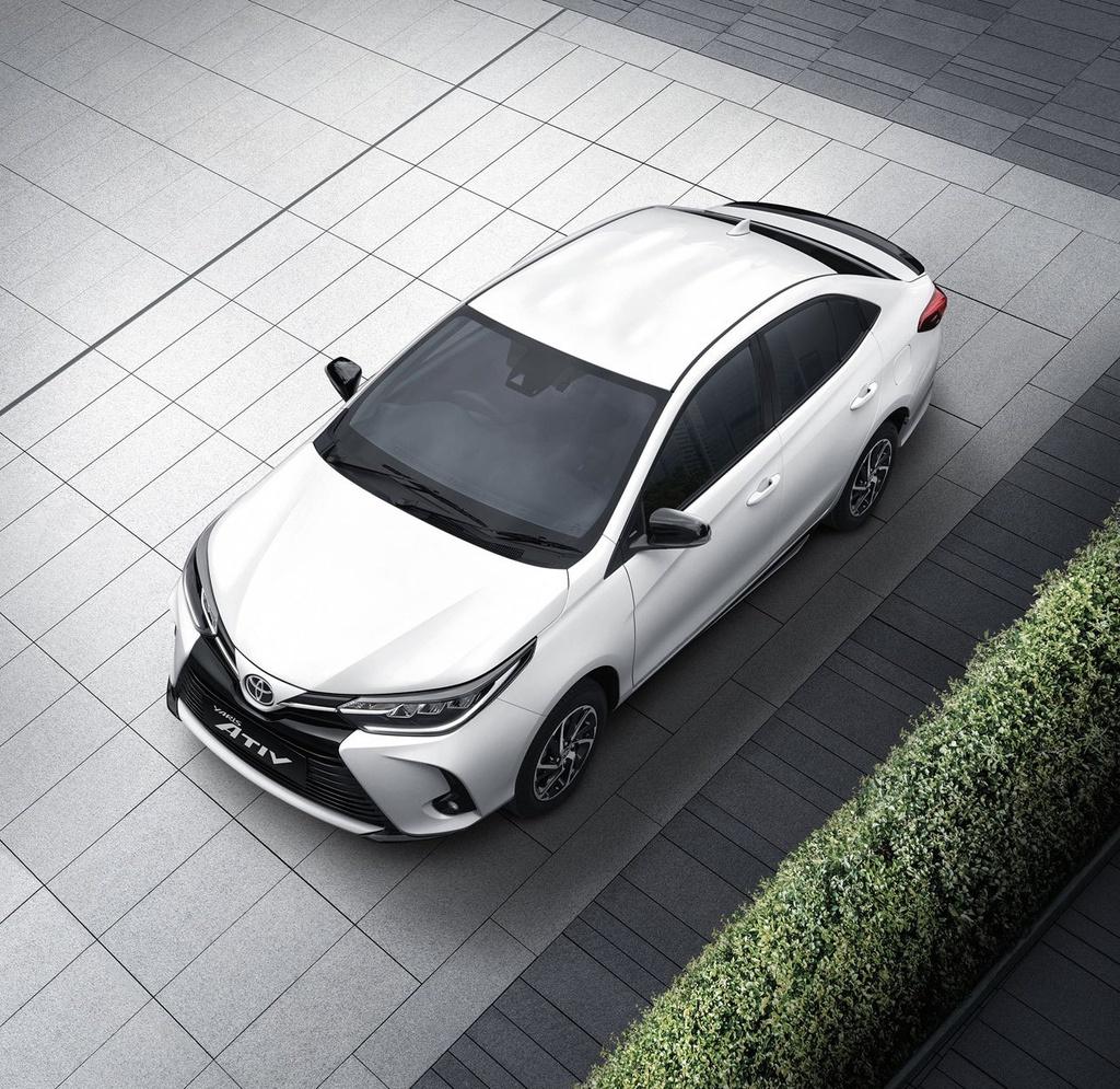 Toyota Yaris va Yaris Activ duoc nang cap tai Thai Lan anh 15