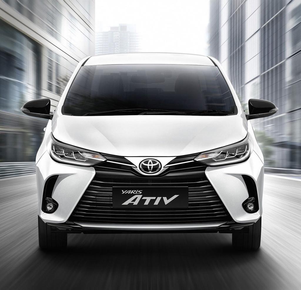 Toyota Yaris va Yaris Activ duoc nang cap tai Thai Lan anh 14