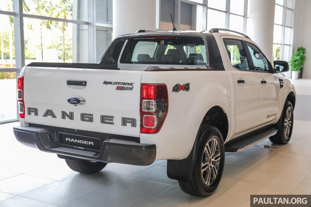 Chi tiet Ford Ranger Wildtrak ban nang cap 2020 anh 5