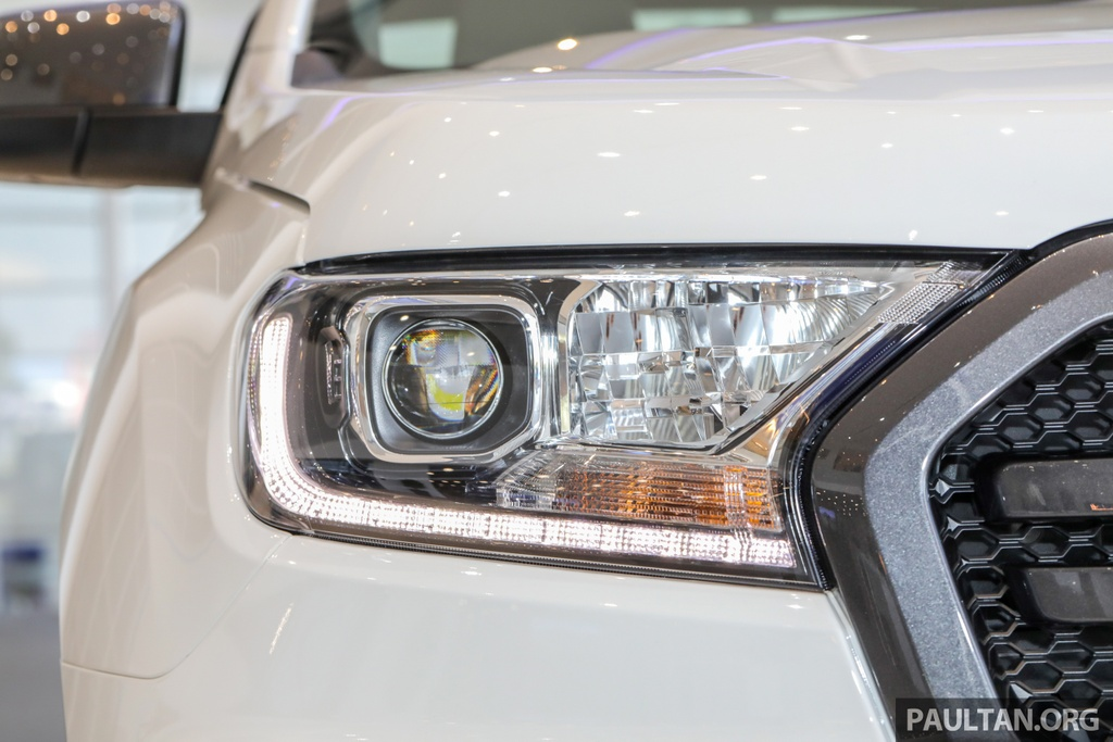 Chi tiet Ford Ranger Wildtrak ban nang cap 2020 anh 3