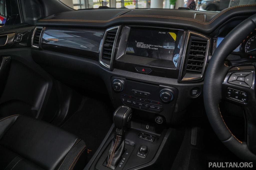 Chi tiet Ford Ranger Wildtrak ban nang cap 2020 anh 12
