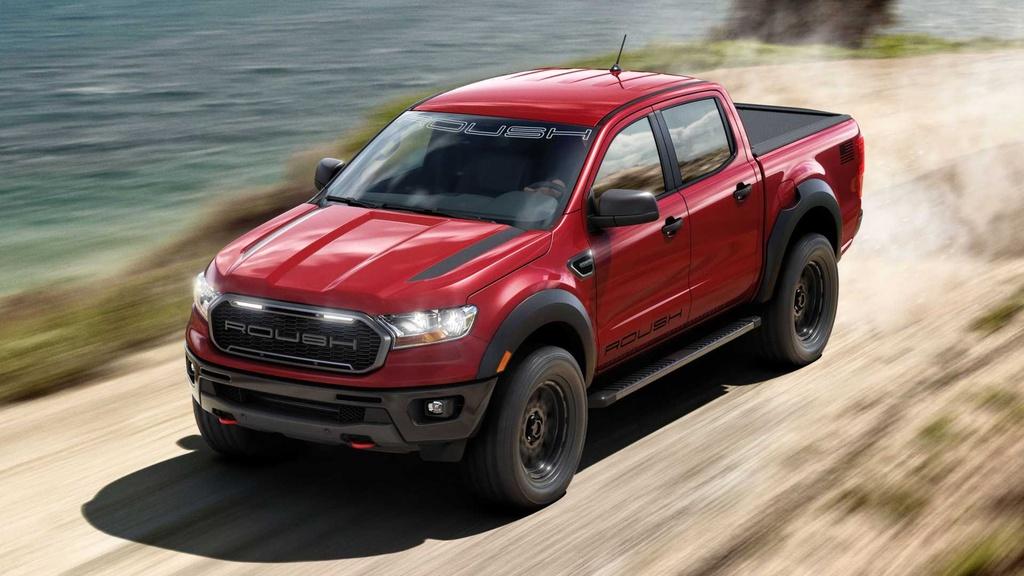 Ford Ranger Roush ra mat anh 1