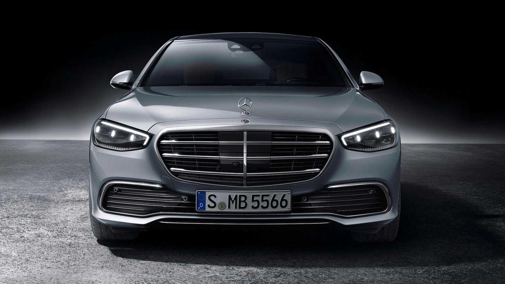 Mercedes-Maybach S-Class 2021 sap ra mat anh 6