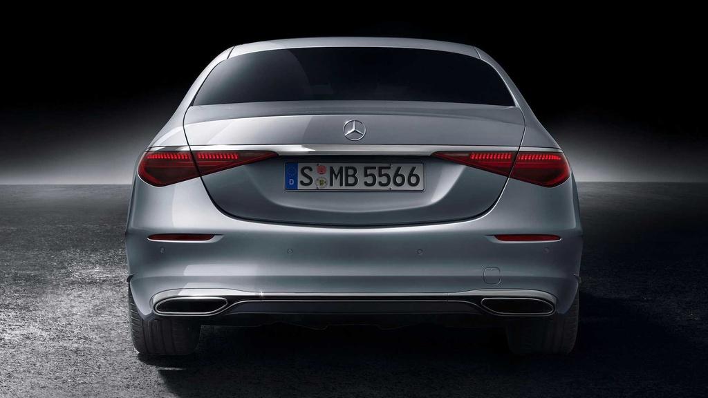 Mercedes-Maybach S-Class 2021 sap ra mat anh 4