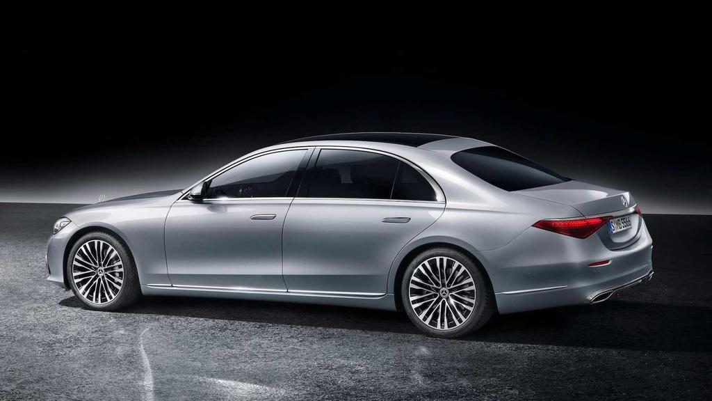 Mercedes-Maybach S-Class 2021 sap ra mat anh 5