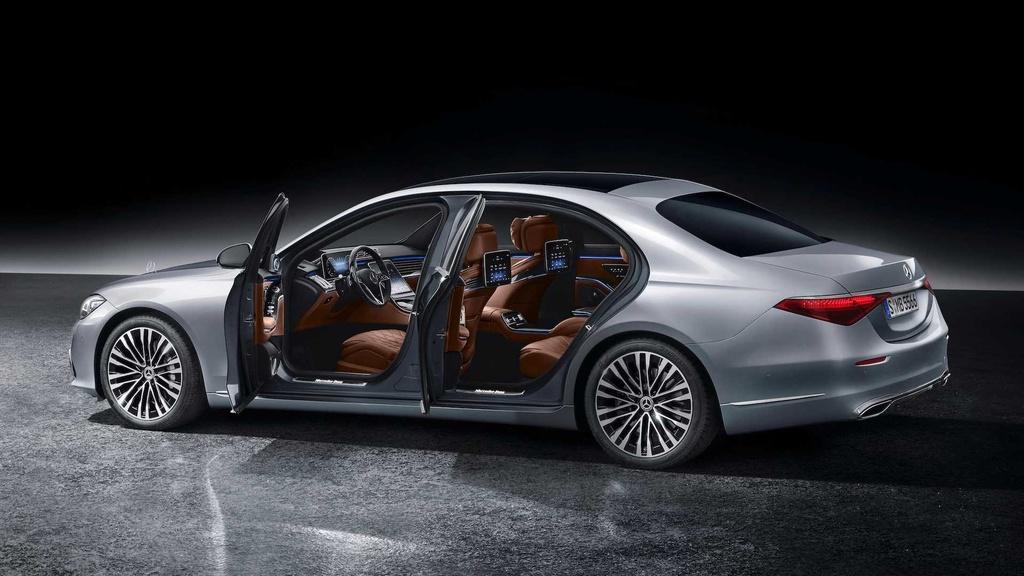 Mercedes-Maybach S-Class 2021 sap ra mat anh 3