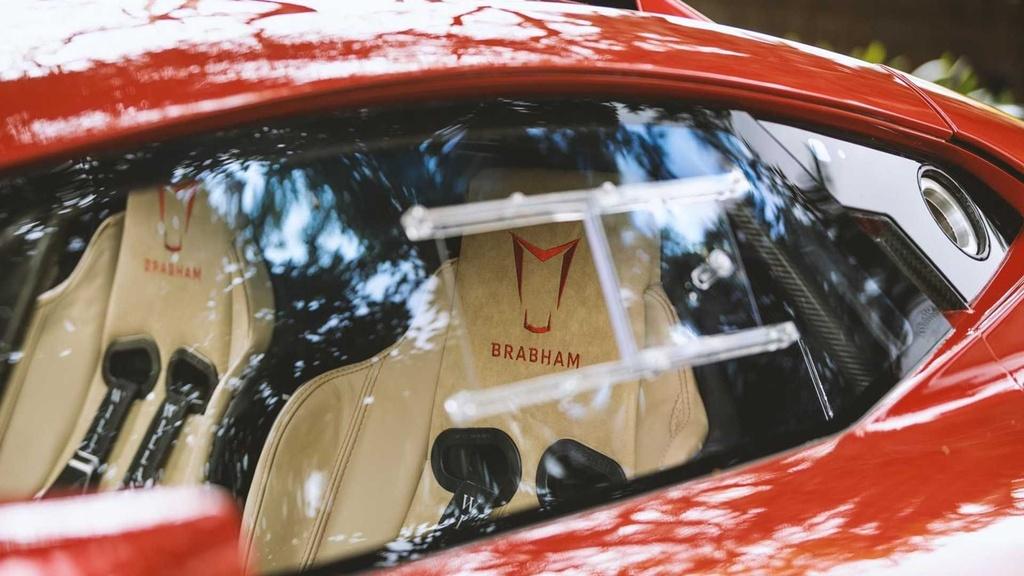 Sieu xe Brabham BT62R ra mat anh 6