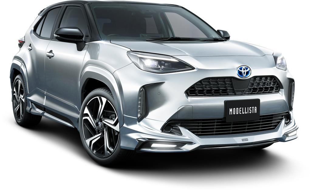 Toyota Yaris Cross them goi nang cap the thao anh 9