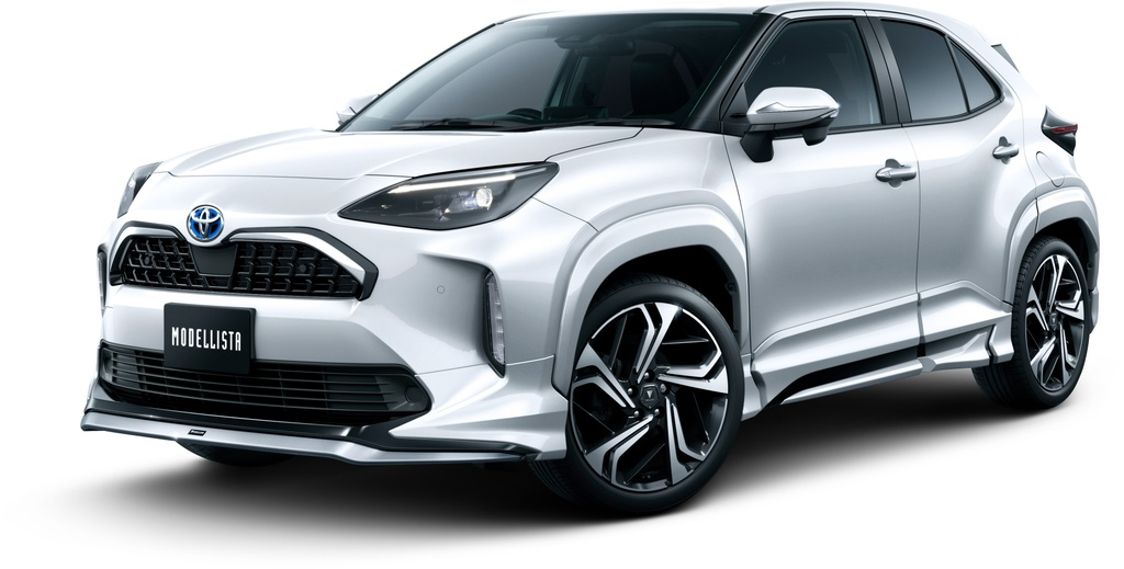 Toyota Yaris Cross them goi nang cap the thao anh 1