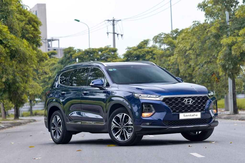 Hyundai Santa Fe ban chay nhat phan khuc SUV anh 2