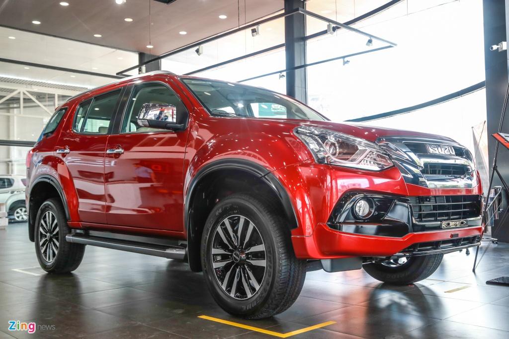 Hyundai Santa Fe ban chay nhat phan khuc SUV anh 8