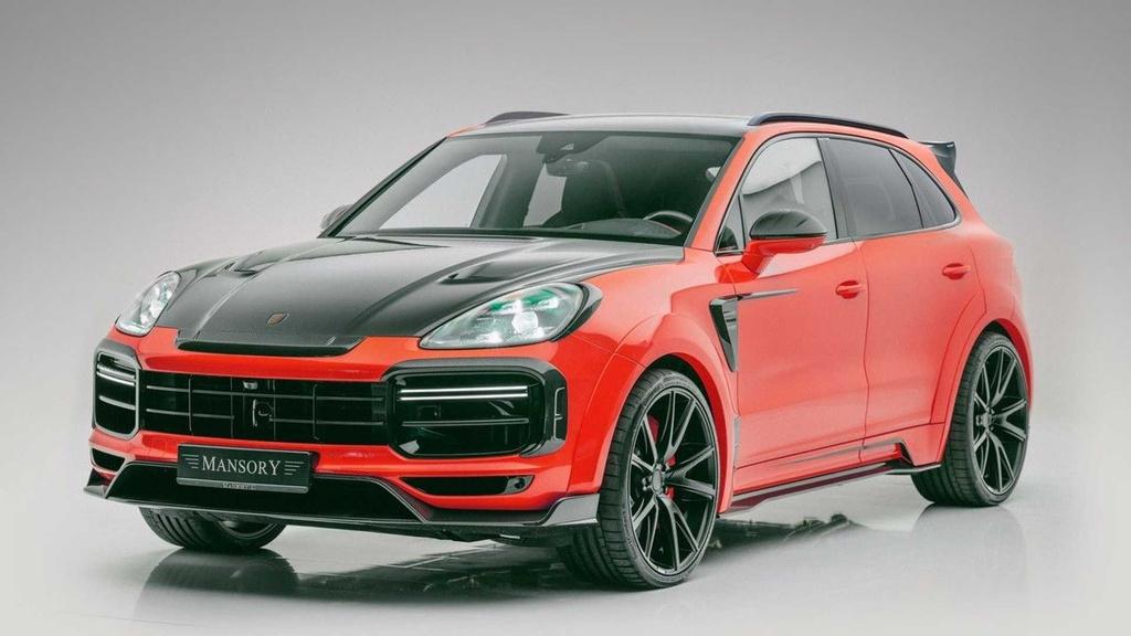 Porsche Cayenne co them goi do moi anh 5