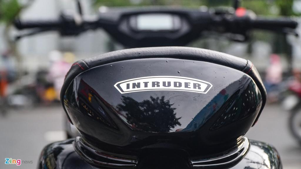 Suzuki Intruder 150 ra mat tai VN anh 7