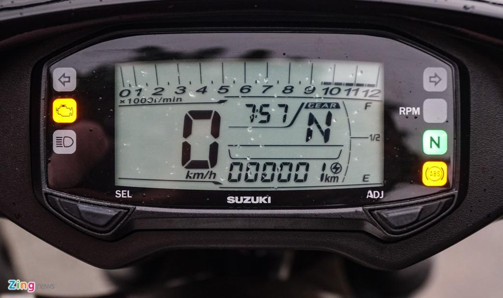 Suzuki Intruder 150 ra mat tai VN anh 13