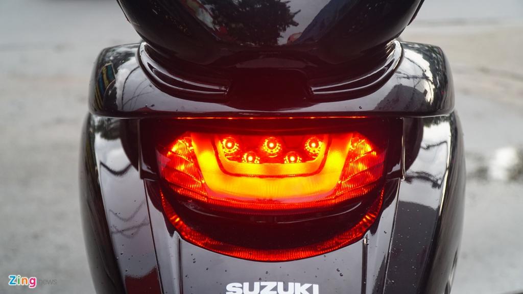 Suzuki Intruder 150 ra mat tai VN anh 6